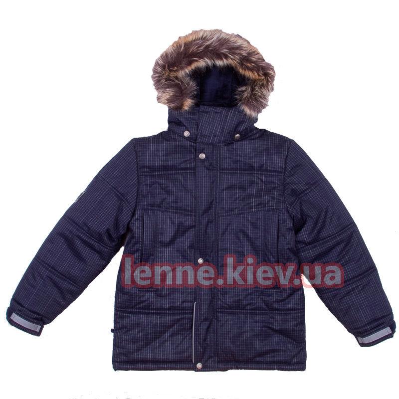 09265d0d348 Зимняя куртка Ленне Sonny 14367-2900 синего цвета для мальчиков ...