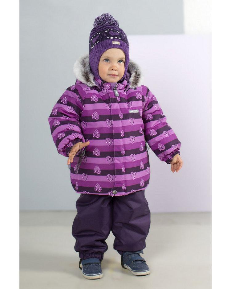 Зимние комбинезоны и куртки